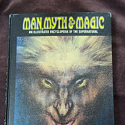 Man, Myth & Magic: An Illustrated Encyclopedia of the Supernatural Vol. 1, BFC Publishing 1970