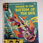 Gold Key Comics Voyage to the Bottom of the Sea No. 14 Nov. 1968