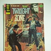 Gold Key Comics The Twilight Zone No. 73 Sept. 1976