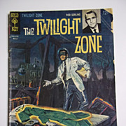 Gold Key Comics The Twilight Zone No. 20 March 1967