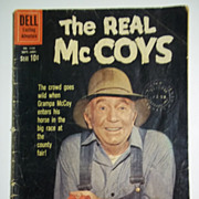 Dell Comics The Real Mc Coys No. 1134 1960