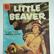 Dell Comics Little Beaver No. 817 1957