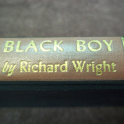 SOLD Black Boy, Richard Wright, Harper & Bros. 1945