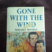 Gone With the Wind, Margaret Mitchell, Macmillan Co. 1936