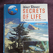 Walt Disney Secrets of Life: A True Life Adventure, Simon & Schuster 1957