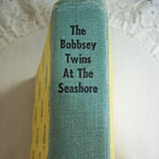 The Bobbsey Twins at the Seashore, Laura Lee Hope, Goldsmith Publishing Co. 1954