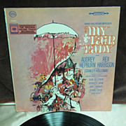My Fair Lady: The Original Sound Track Recording, Columbia Masterworks LP Vintage Vinyl