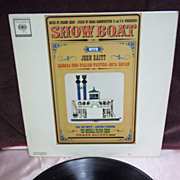 Music From Showboat, Columbia Masterworks LP Vintage Vinyl Record 1962