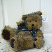 SOLD Cascade Toys The Winey Bear Collection: Bradford Bear By Sally Winey