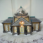 Department 56, Dickens' Village Margrove Orangery Mint In Box
