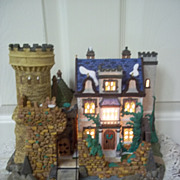Department 56, Dickens' Village Sheffield Manor Mint in Box