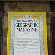 National Geographic Vol. LXXV No. 1 January 1939
