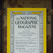 National Geographic Vol. CXVI No. 2 August 1959