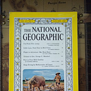 National Geographic Vol. 117, No. 1, January 1960