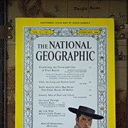 National Geographic Vol. 117, No. 2, February 1960