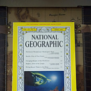 National Geographic Vol. 117, No. 4, April 1960