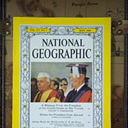 National Geographic Vol. 117, No. 5, May 1960