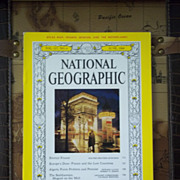National Geographic Vol. 117, No. 6, June 1960