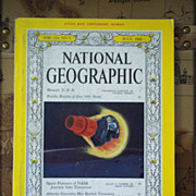 National Geographic Vol. 118, No. 1, July 1960