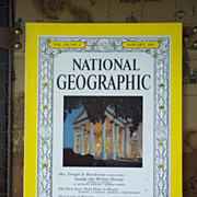 National Geographic Vol. 119 No. 1 January 1961