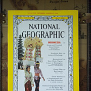 National Geographic Vol. 119, No. 5, May 1961