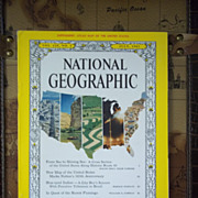 National Geographic Vol. 120, No. 1, July 1961