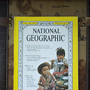 National Geographic Vol. 120, No. 2, August 1961