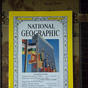 National Geographic Vol. 120, No. 3, September 1961