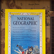 National Geographic Vol. 121, No. 1, January 1962