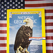 National Geographic Vol. 150, No. 1 July 1976 Bicentennial Edition