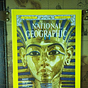 Vintage National Geographic Vol. 151, No. 3, March 1977