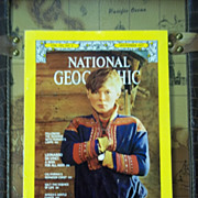 Vintage National Geographic Vol. 152, No.3, September 1977
