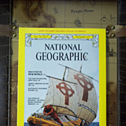 Vintage National Geographic Vol. 152, No. 6 December 1977
