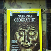 Vintage National Geographic Vol. 153, No. 2, February 1978