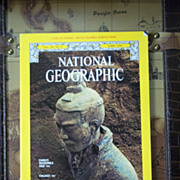 Vintage National Geographic Vol. 153, No. 4, April 1978