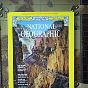 Vintage National Geographic Vol. 154, No.1, July 1978