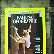 Vintage National Geographic Vol. 153, No. 1, January 1978