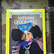 Vintage National Geographic Vol. 153, No. 3, March 1978