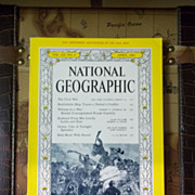 National Geographic Vol. 119, No. 4, April 1961