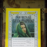 National Geographic Vol. 119, No. 3, March 1961