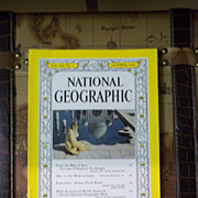 National Geographic Vol. 118, No. 1, October 1960