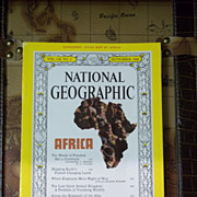 National Geographic Vol. 118, No. 3, September 1960