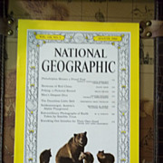 National Geographic Vol. 118, No. 2, August 1960