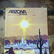 Arizona Highways Magazine August 1975