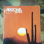 Arizona Highways Magazine September 1975