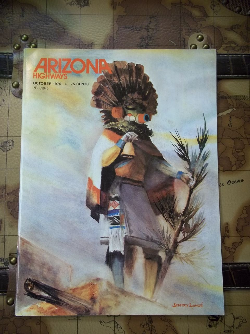 Arizona Highways Magazine October 1975