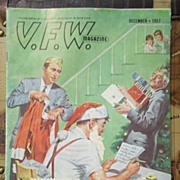 VFW Magazine December 1957