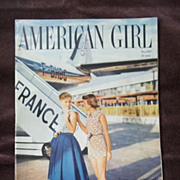American Girl Magazine May 1957