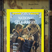 Vintage National Geographic Vol. 153, No. 5, May 1978