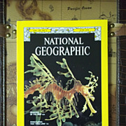 Vintage National Geographic Vol. 153, No. 6, June 1978